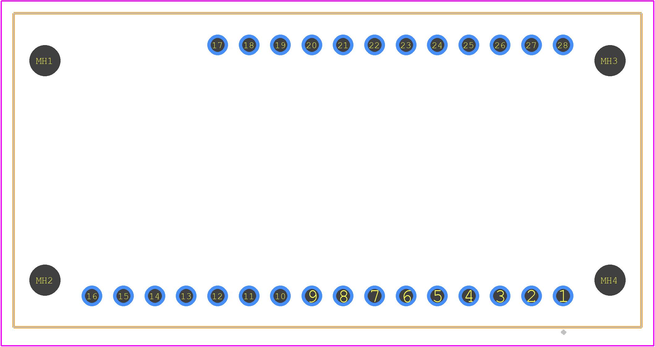 3857 - Adafruit - PCB Footprint & Symbol Download