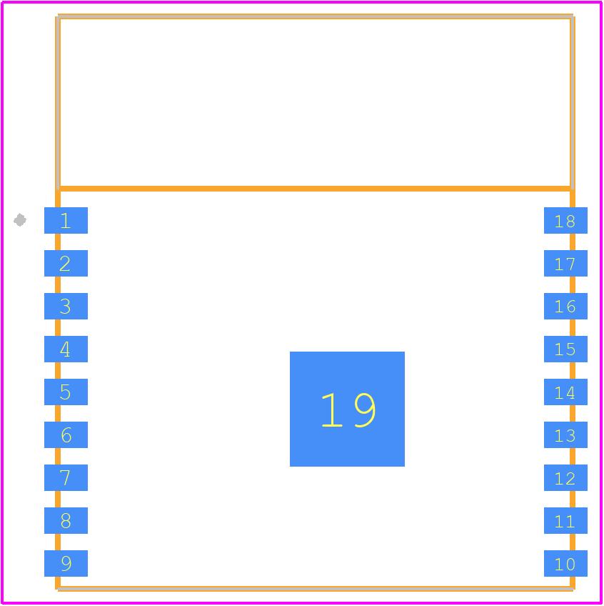 ESP-WROOM-02D - Espressif PCB footprint - Other - ESP-WROOM-02D-2