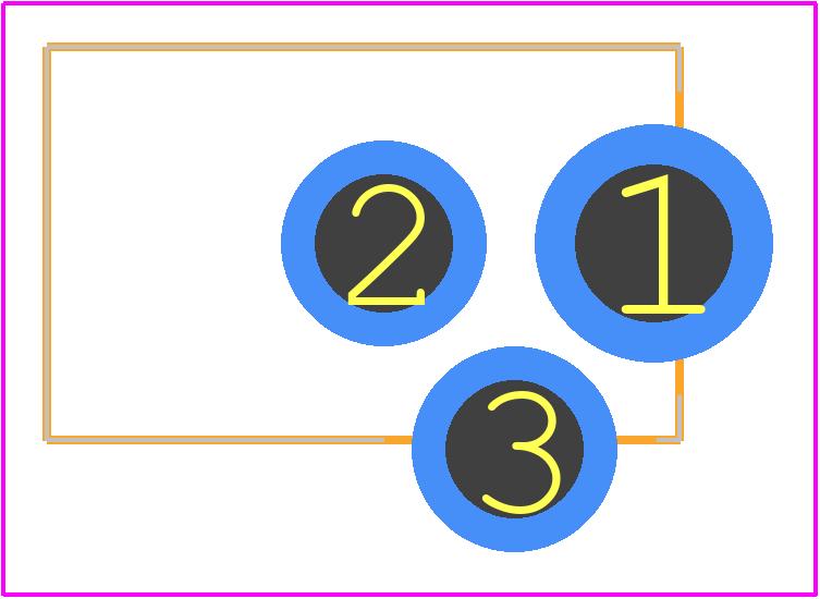 KLDHCX-0202-AC-1 - Kycon PCB footprint - Other - KLDHCX-0202-AC-1-2