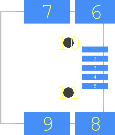 0675031020 - Molex PCB footprint - Other - 0675031020