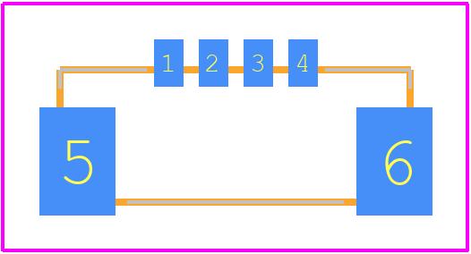53398-0471 - Molex PCB footprint - Other - 53398-0471_1