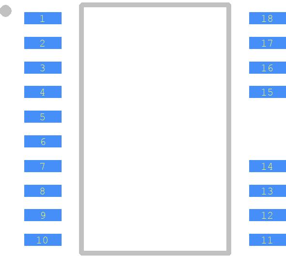 2ED020I12-FI - Infineon - PCB Footprint & Symbol Download