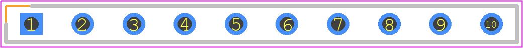 Voetafdruk (SamacSys)