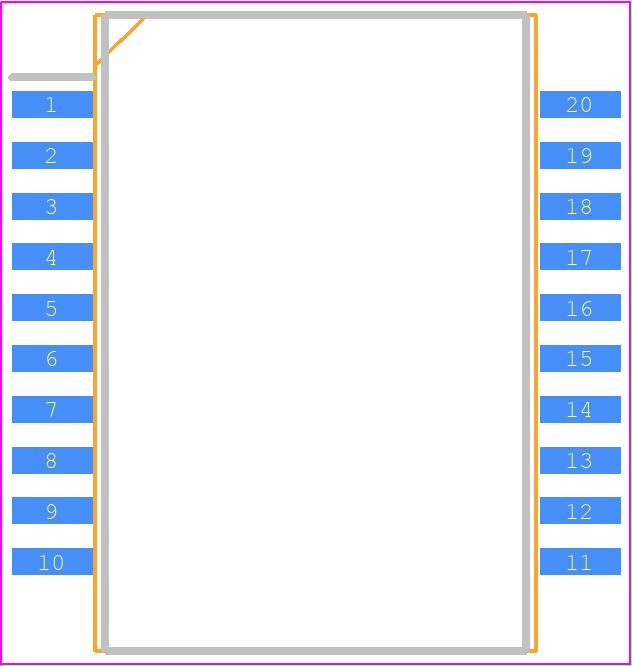 TLE6209R - Infineon - PCB Footprint & Symbol Download