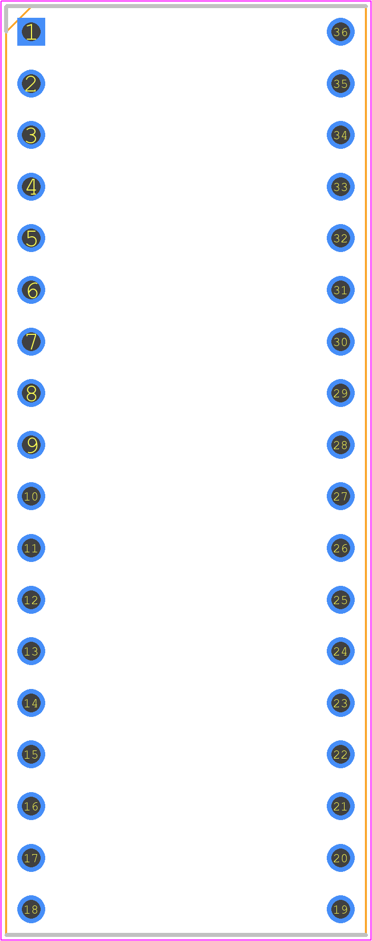 Footprint (SamacSys)