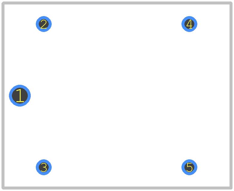 SRD-12VDC-SL-C - Songle Relay PCB footprint - Other - SRD