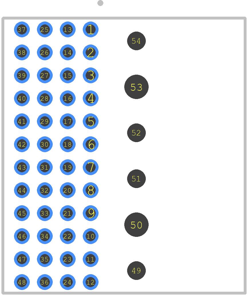 88946-102LF - FCI PCB footprint - Other - 88946-102LF_1