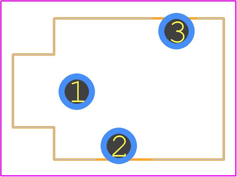 SJ1-3513N - CUI PCB footprint - Other - SJ1-3513N
