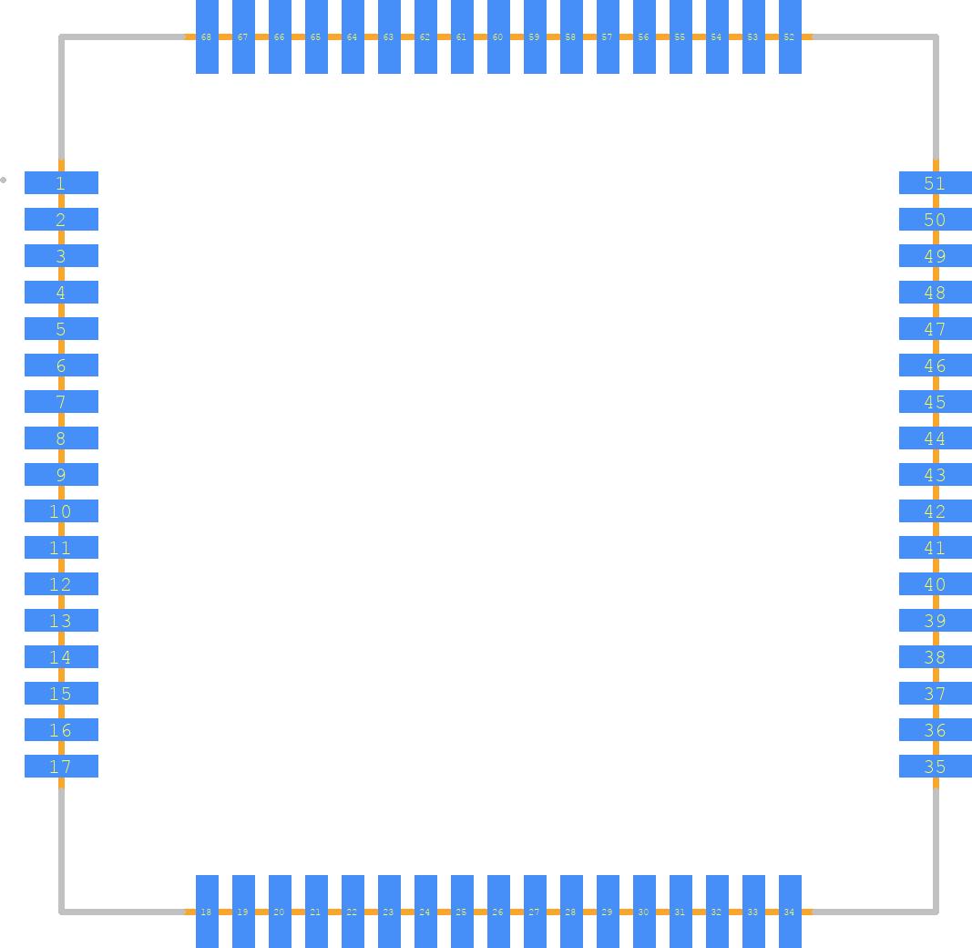 SIM7000E - SIMCOM PCB footprint - Other - SIM7000