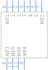 1981584-1 - TE Connectivity - PCB symbol