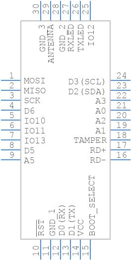 901 358 - In-Circuit - PCB Footprint & Symbol Download