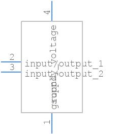 PRTR5V0U2X,215 - Nexperia - PCB symbol