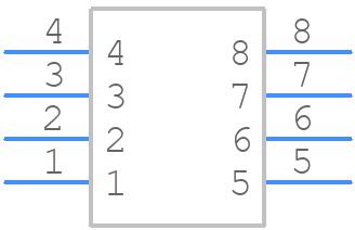 Resistor Networks /& Arrays 22ohm 1/% Convex 4resistors 500 pieces