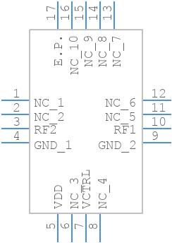 F2258NLGK - IDT - PCB symbol