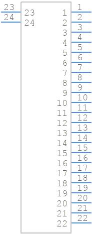 54548-2271 - Molex - PCB symbol