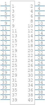 2222 - Adafruit - PCB symbol