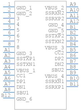 632723300011 - Würth Elektronik - PCB symbol