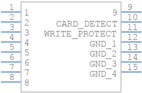 2041021-4 - TE Connectivity - PCB symbol